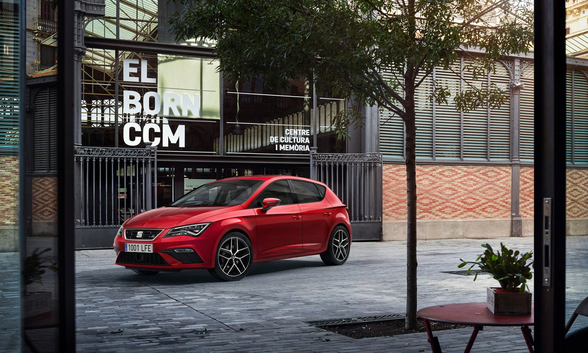 branded videos: the new seat leon car model